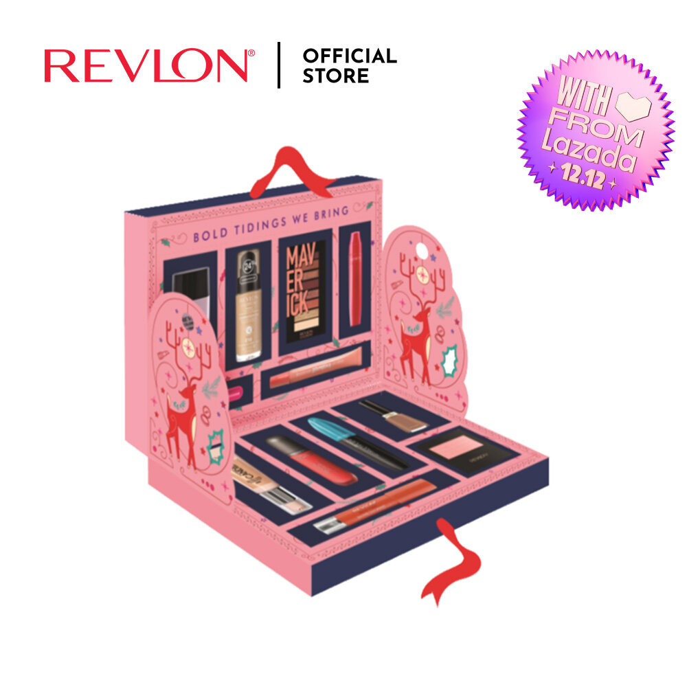 Limited Edition Revlon Christmas Gift Set