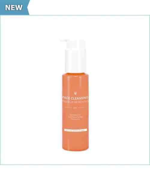 Sendayu Tinggi Face Cleansing & Makeup Removal Gel + Free Gift