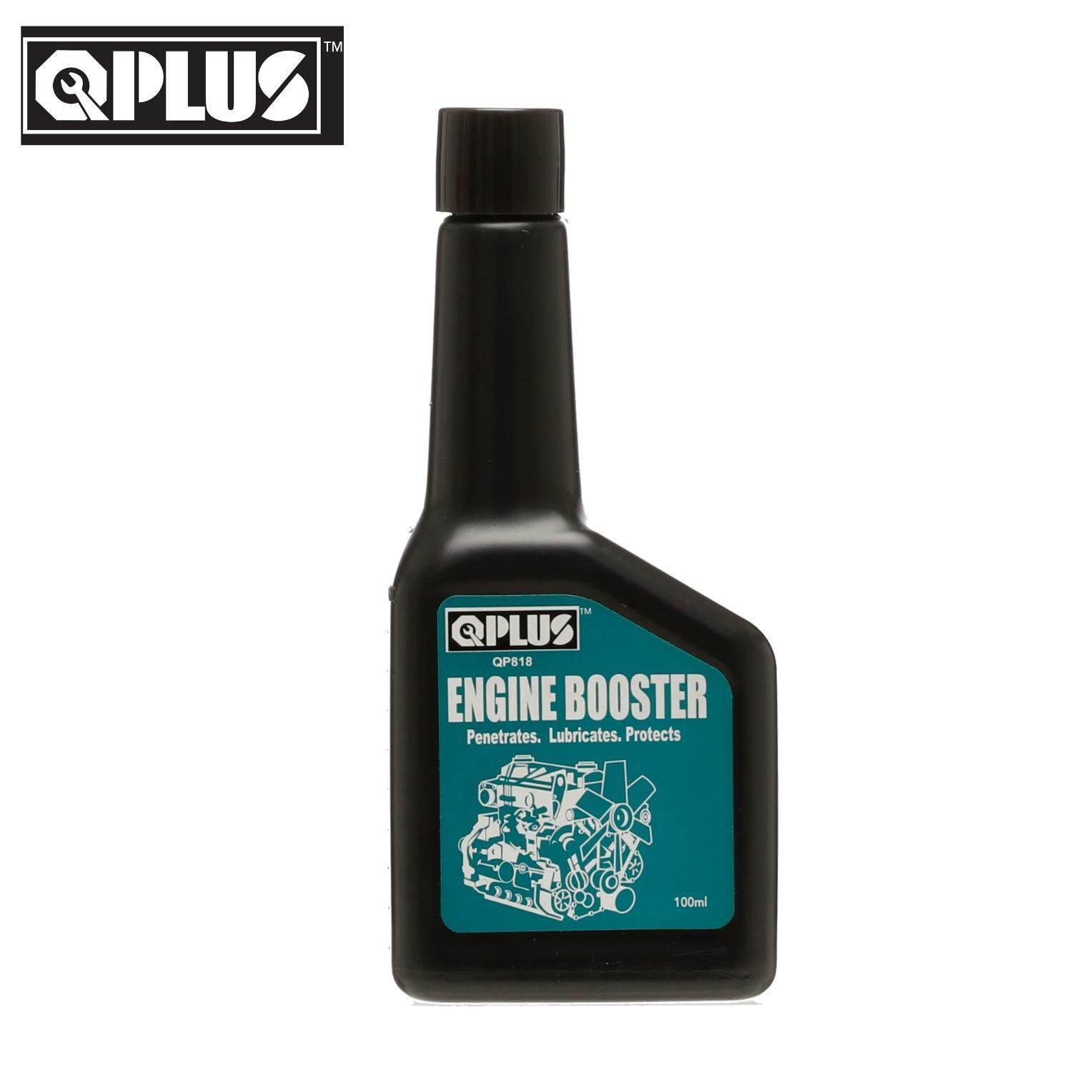 QP818 CAR AND MOTOR ENGINE BOOSTER (100ML) - OIL & LUBRICANT