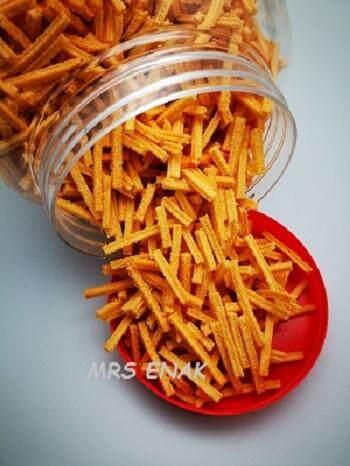 Munjung BBQ - Potato stick (BBQ flavour) 500gm (FREE 100GM)
