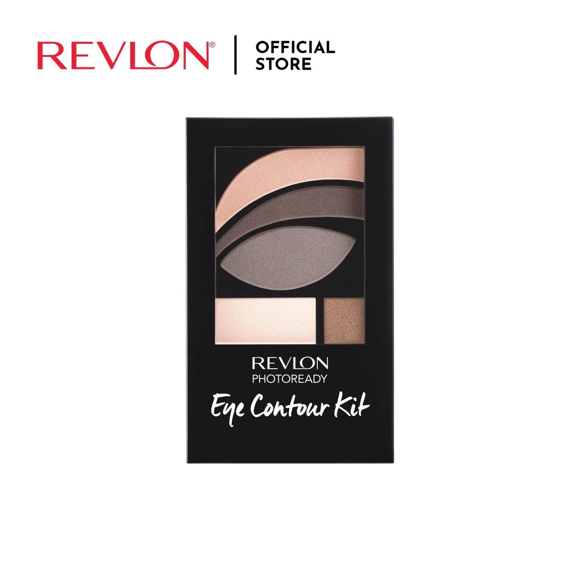 Revlon Photoready Eye Contour Kit -Metropolitan 501