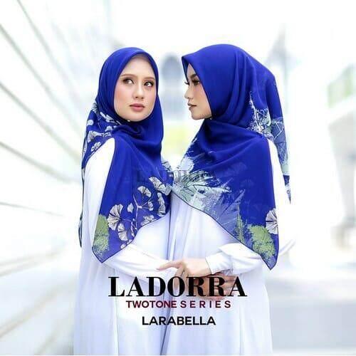 Larabella - Tudung Bawal Ladorra
