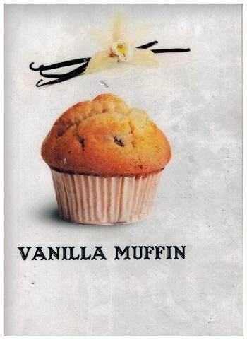 Muffin - Vanilla 30 pieces / set