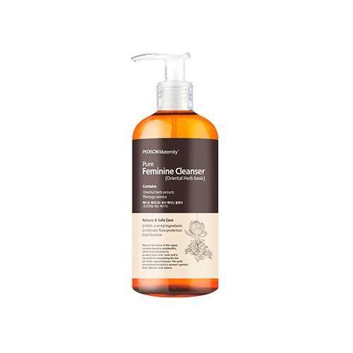 PEDISON Maternity Pure Feminine Liquid Cleanser 300ml - Oriental Herb