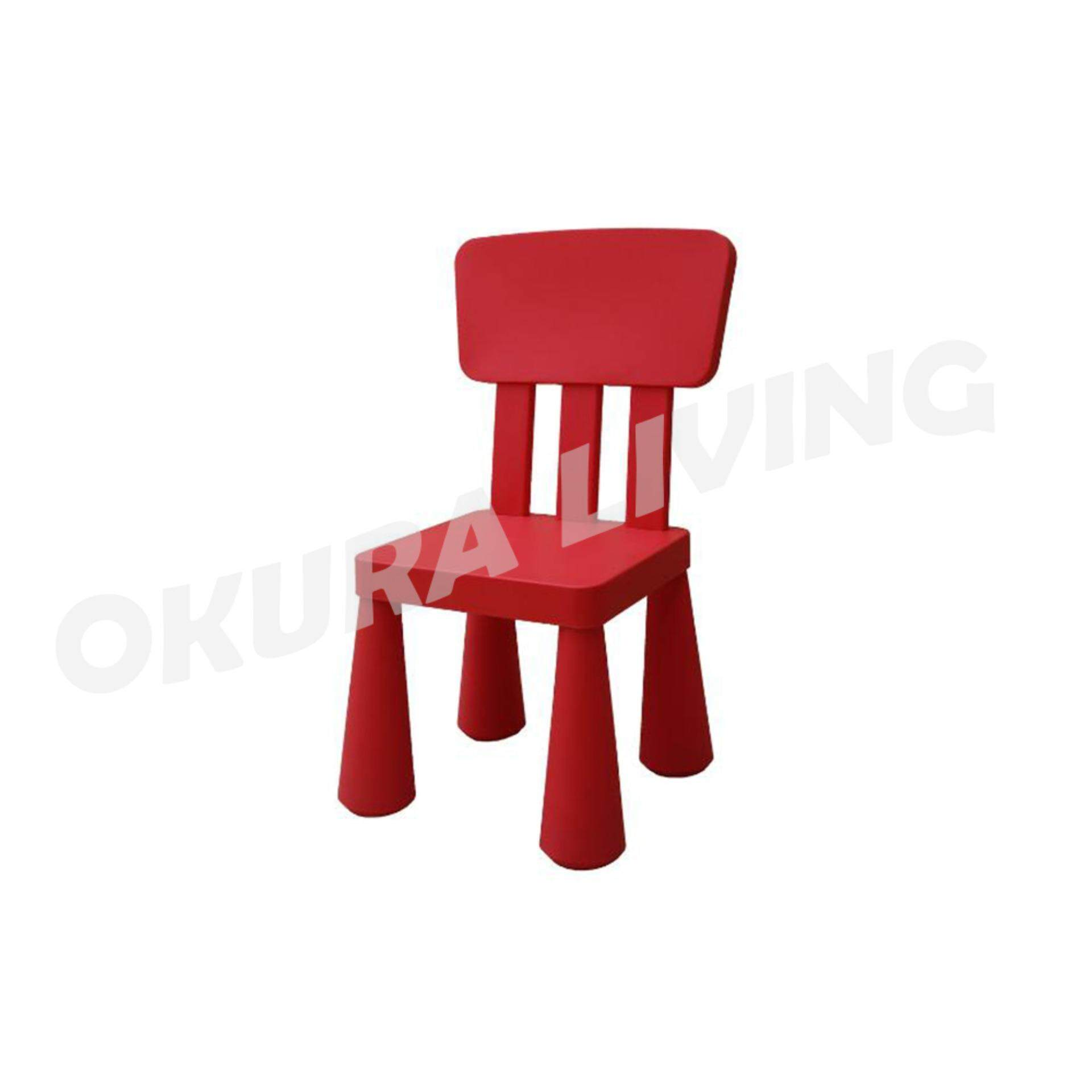 OKURA Children/Kid Chair Indoor, Outdoor