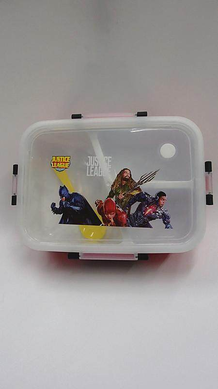 [Ready Stock] Cartoon Lunch Box Food Containers (BGJAYA)-Justice League