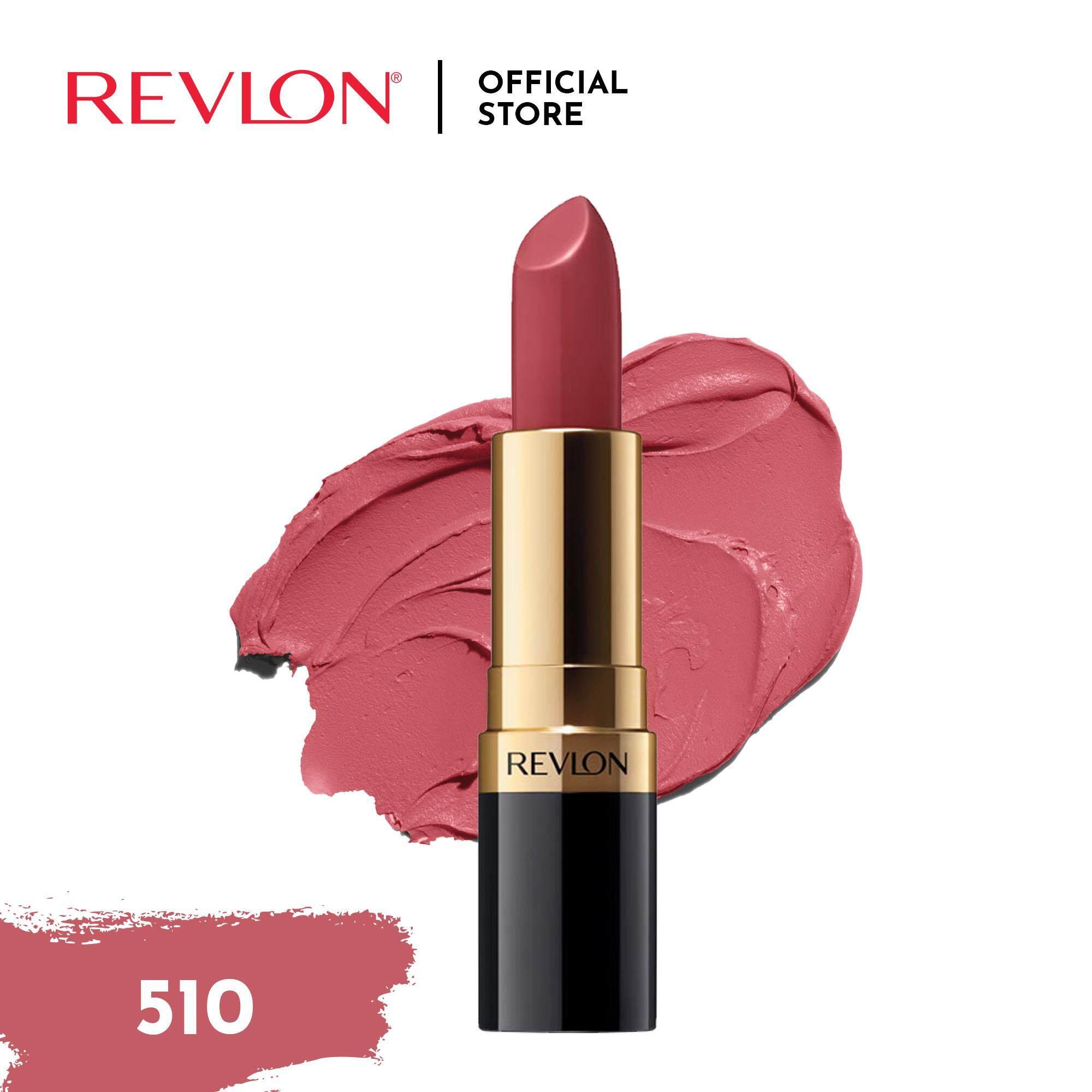 Revlon Super Lustrous Lipstick 4.2g -Berry Rich 510