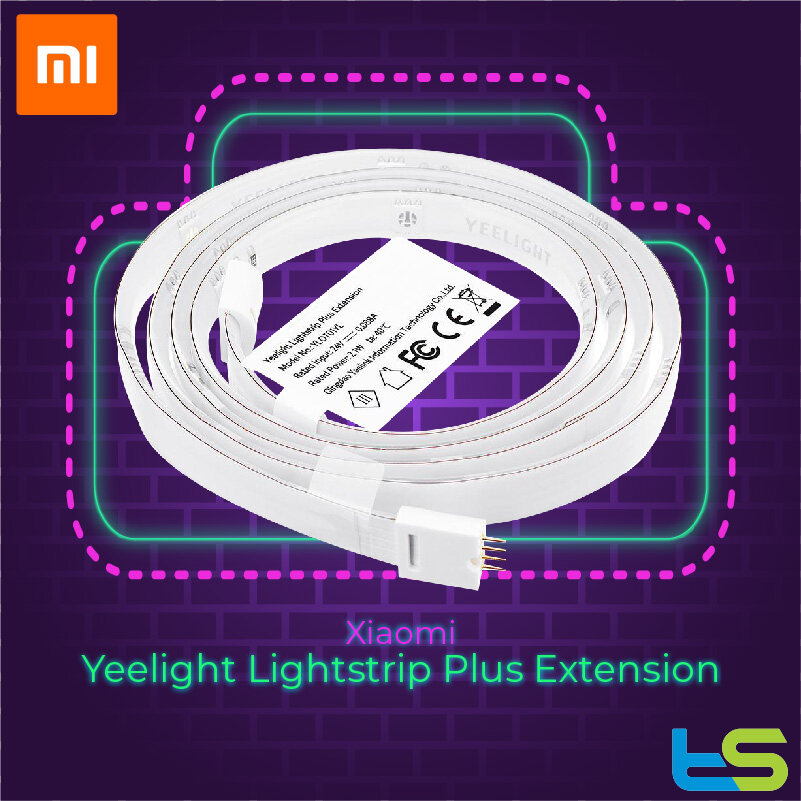Xiaomi Yeelight Smart Lightstrip Plus Extension Cable 1meter