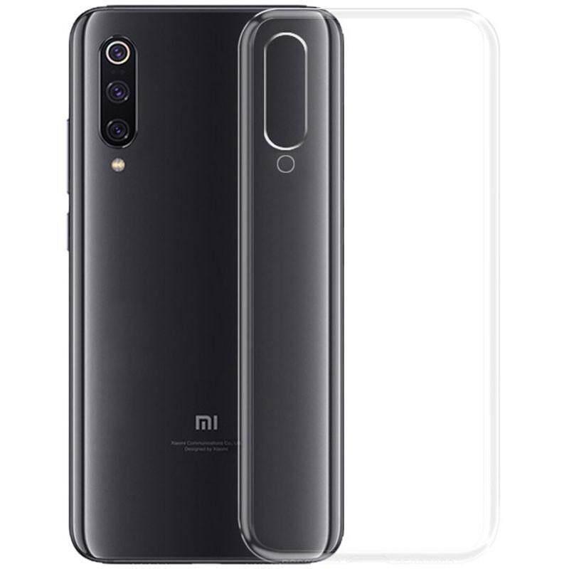 TPU Silicone Ultra-Thin Gel Soft Case for Xiaomi Mi 9 SE (Transparent)