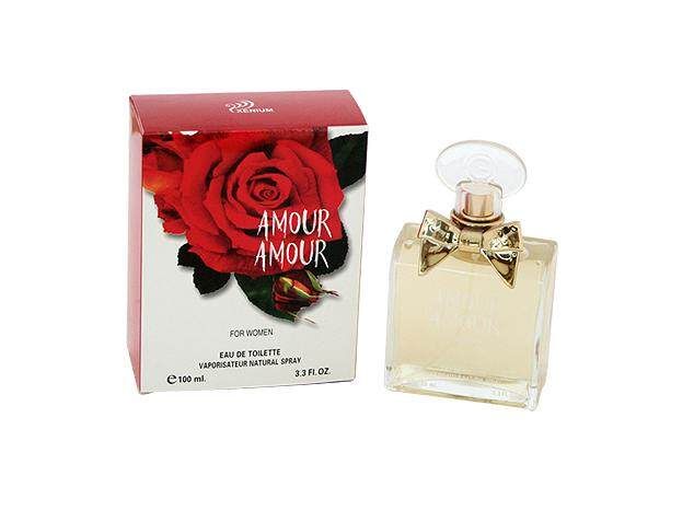 AMOUR AMOUR PERFUME FOR WOMEN 100ML