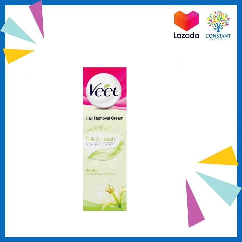 VEET Dry Skin In-Shower Hair Removal Cream 100ml