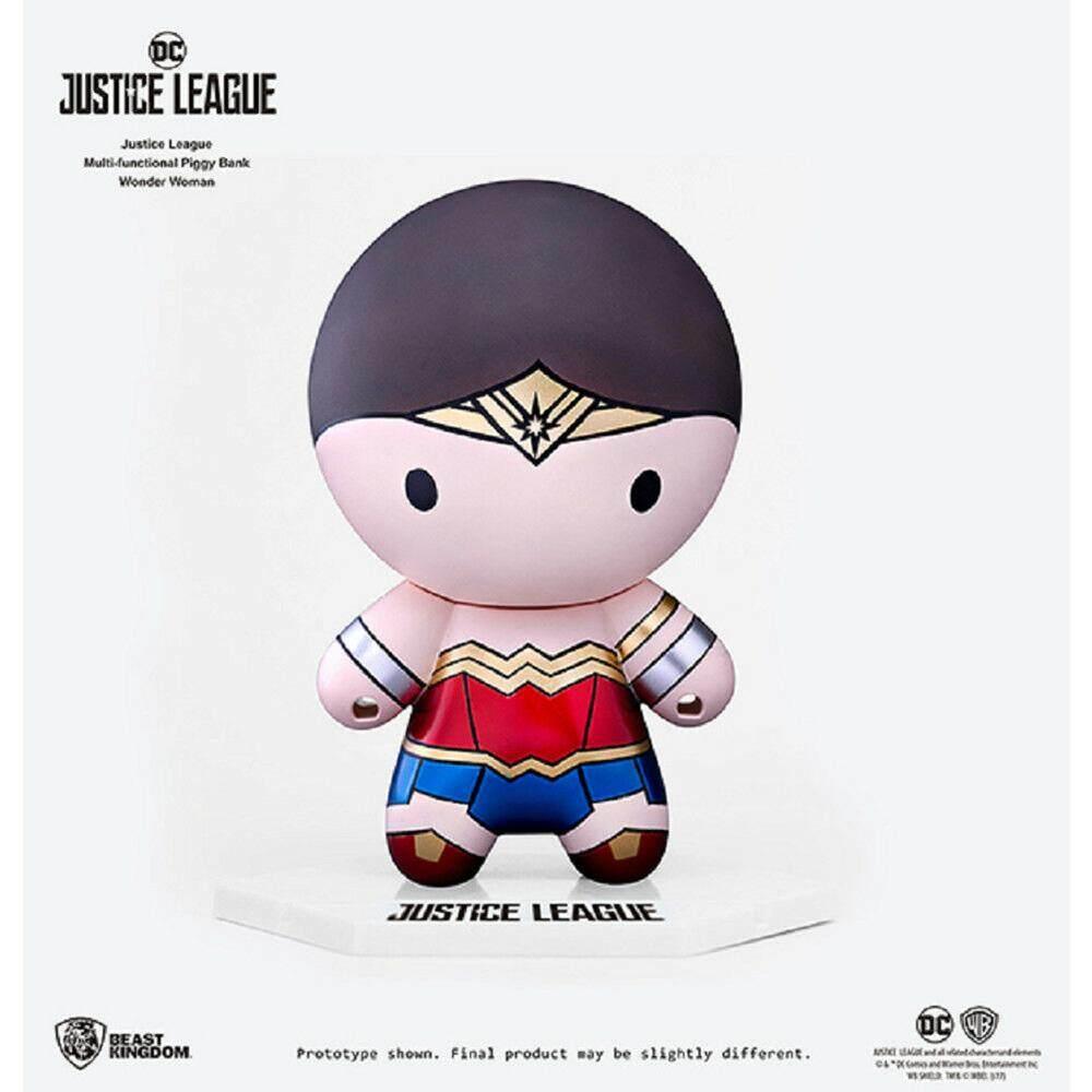 Beast Kingdom Wonder Woman - Justice League Multifunctional Piggy Bank - Mainan Kanak Kanak Lelaki