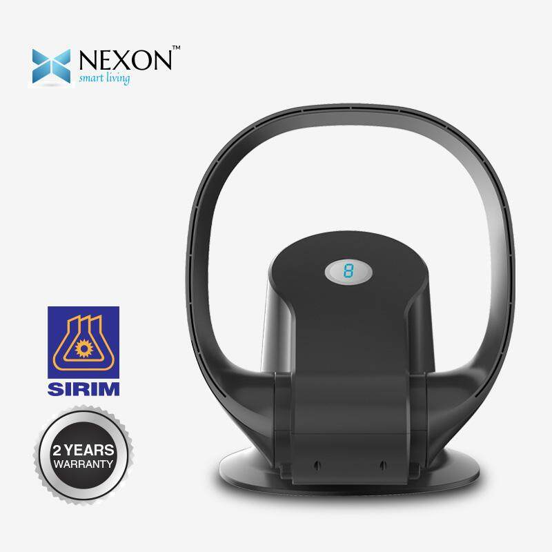 NEXON FOLDABLE BLADELESS TABLE & WALL MOUNTED FAN