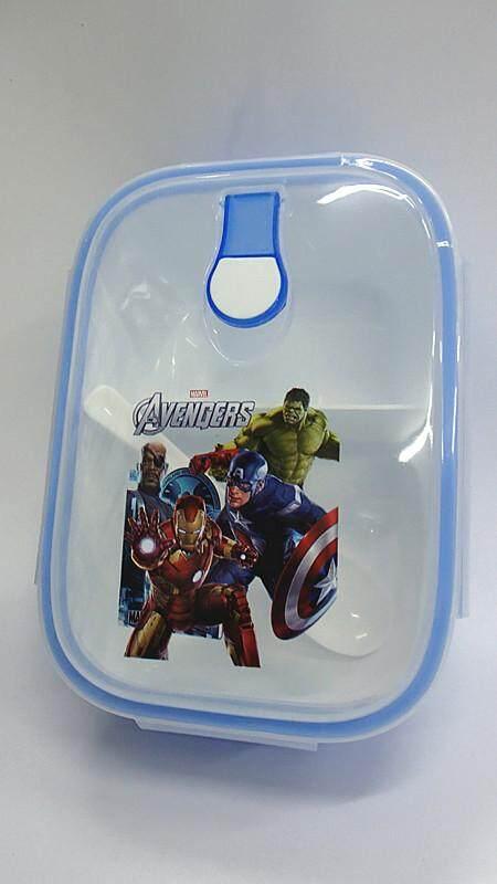 [Ready Stock] Cartoon Lunch Box Food Containers (BGJAYA)-The Avengers