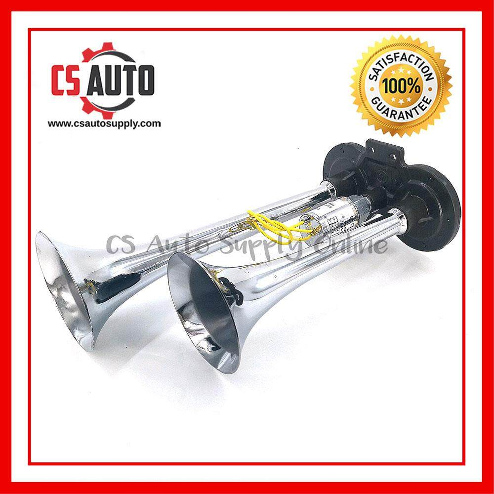 [cs auto] Air Horn 24V Truck Lorry Air Horn High Frequency Loud