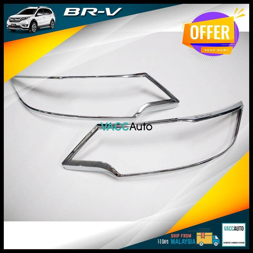 Honda BR-V / BRV 2016-2019 Head Lamp Chrome Cover