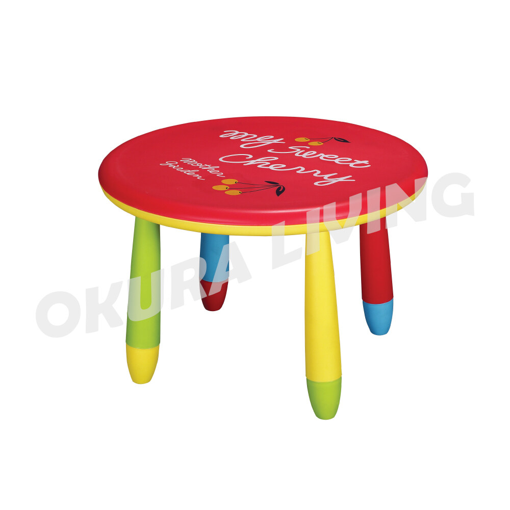 OKURA Junior / Kids Kindergarden Children Study Drawing Table