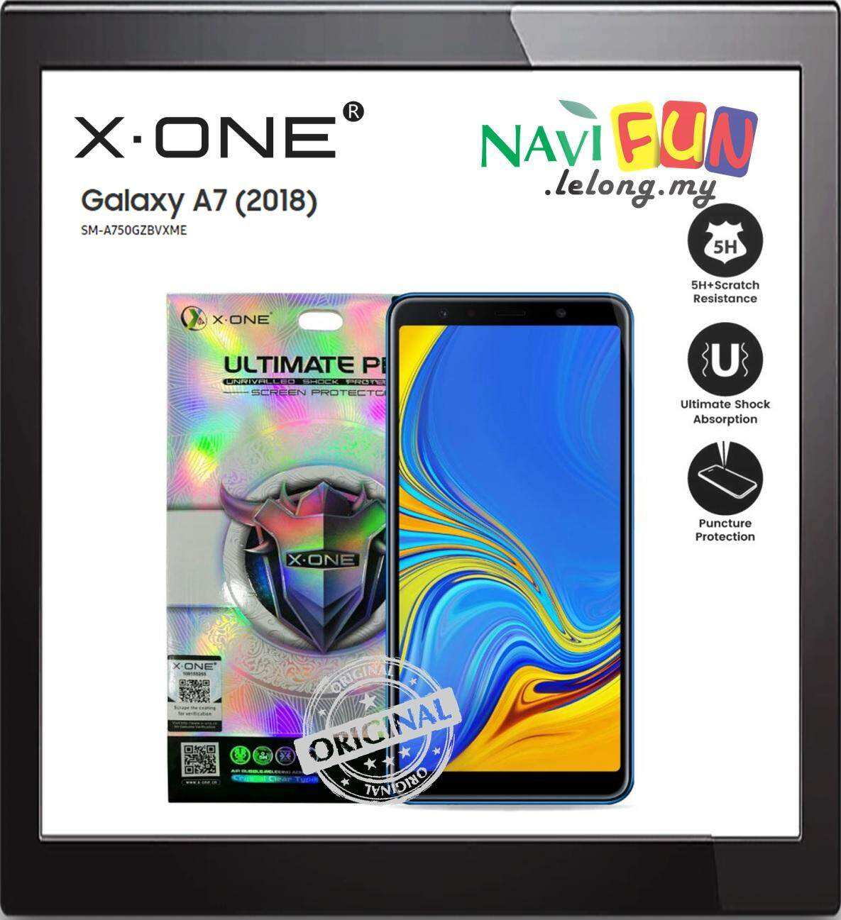 X-One® Ultimate Pro Screen Protector Samsung A7 2018