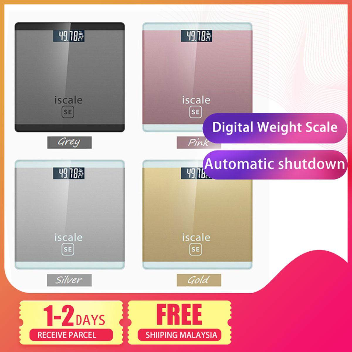 Delly Professional I scale Weight MACHINE SE Digital Body Scale High Accuracy Scale Gray SED-GY