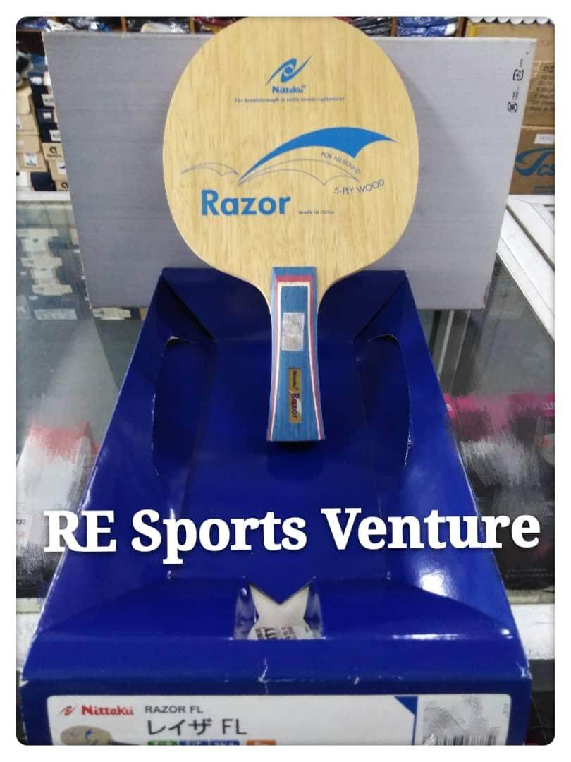 Nittaku Razor FL Table Tennis Blade