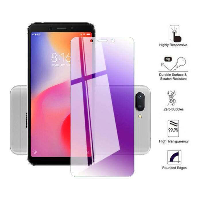 Tempered Glass for Xiaomi Redmi 6 - 2.5D Curve Screen Protector [Anti-Blue]
