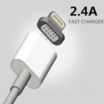 2.4A Magnetic Cable Lighting Usb Data Cable for Apple iPhone 5 5s 66s 7 Plus Charging Cable