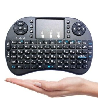 2.4G Wireless Mini Keyboard Handheld Touchpad Keyboard Mouse for PCAndroid New