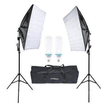 Andoer Photography Studio Cube Umbrella Softbox Light Lighting TentKit Photo Video Equipment