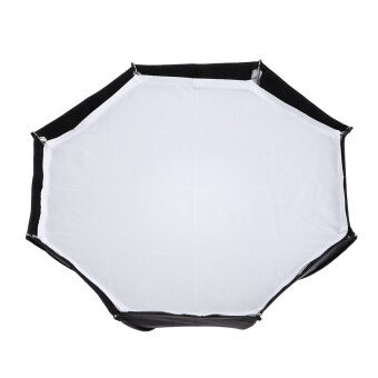 Godox S7 48cm Portable Foldable Octagon Photography Softbox Umbrella Lighting Kit for WITSTRO AD360 AD180 AD200 Series Speedlight Flash Strobe