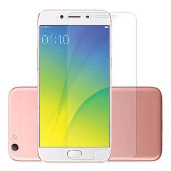 HD TEMPERED GLASS SCREEN PROTECTOR FOR OPPO R9S -CLEAR