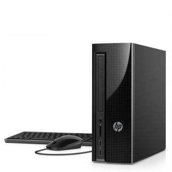 HP Slimline 270-P003D 7th Gen Intel Core I3-7100T Desktop With 3Years Onsite Warranty
