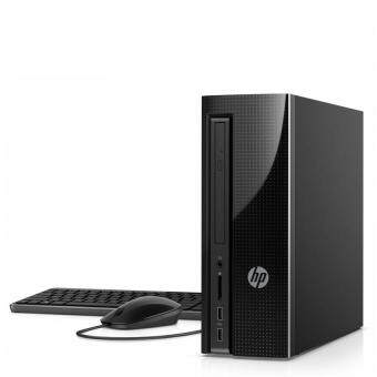 HP Slimline 270-P005D 7th Gen Intel Core I5-7400T Desktop With 3Years Onsite Warranty