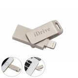 iDrive U Flash Disk USB Memory Stick Drive for iPhone 6/6s/5/5s i Pad Air [64G]
