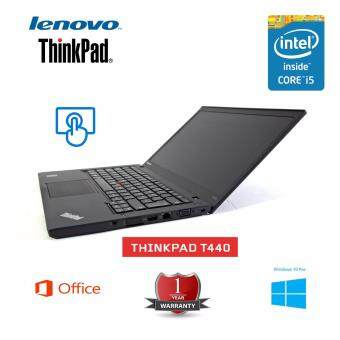 LENOVO THINKPAD T440 TOUCHSCREEN ULTRABOOK CORE I5 VPRO ( REMANUFACTURED)