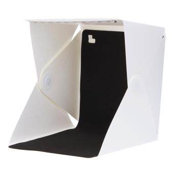 Portable Mini Photo Studio Box Built-in Light Photography Backdrop