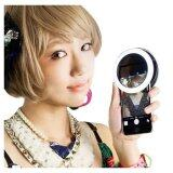 SOKANO New Generation Selfie Light from Japan (For front and back camera)- White