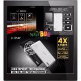 X-One Q12 Quick Charge 3.0 12000mAh Dual Port Powerbank