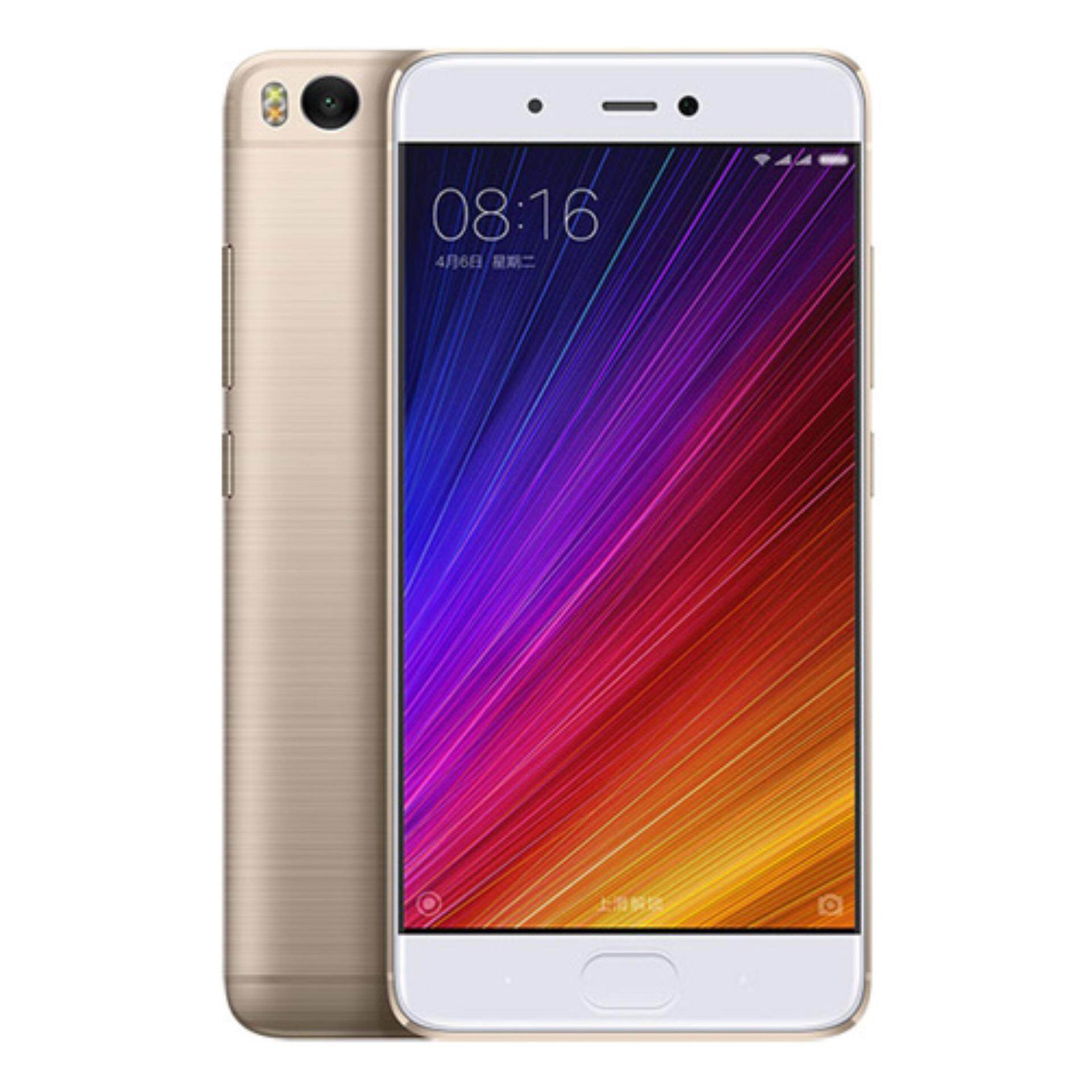 XIAOMI MI 5S 64GB ROM, 3GB RAM (Gold), Original Imported set, Global ROM - Play store, Mi5S Snapdragon