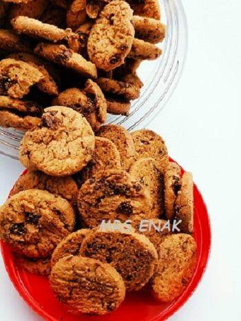 Crunchy & Melting Chocolate Chip 500gm