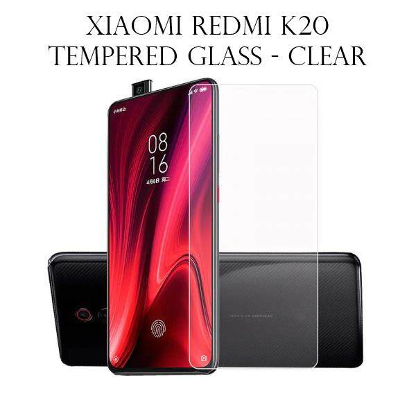 Tempered Glass for Xiaomi Redmi K20 - 2.5D Curve Screen Protector [Clear - Transparent]