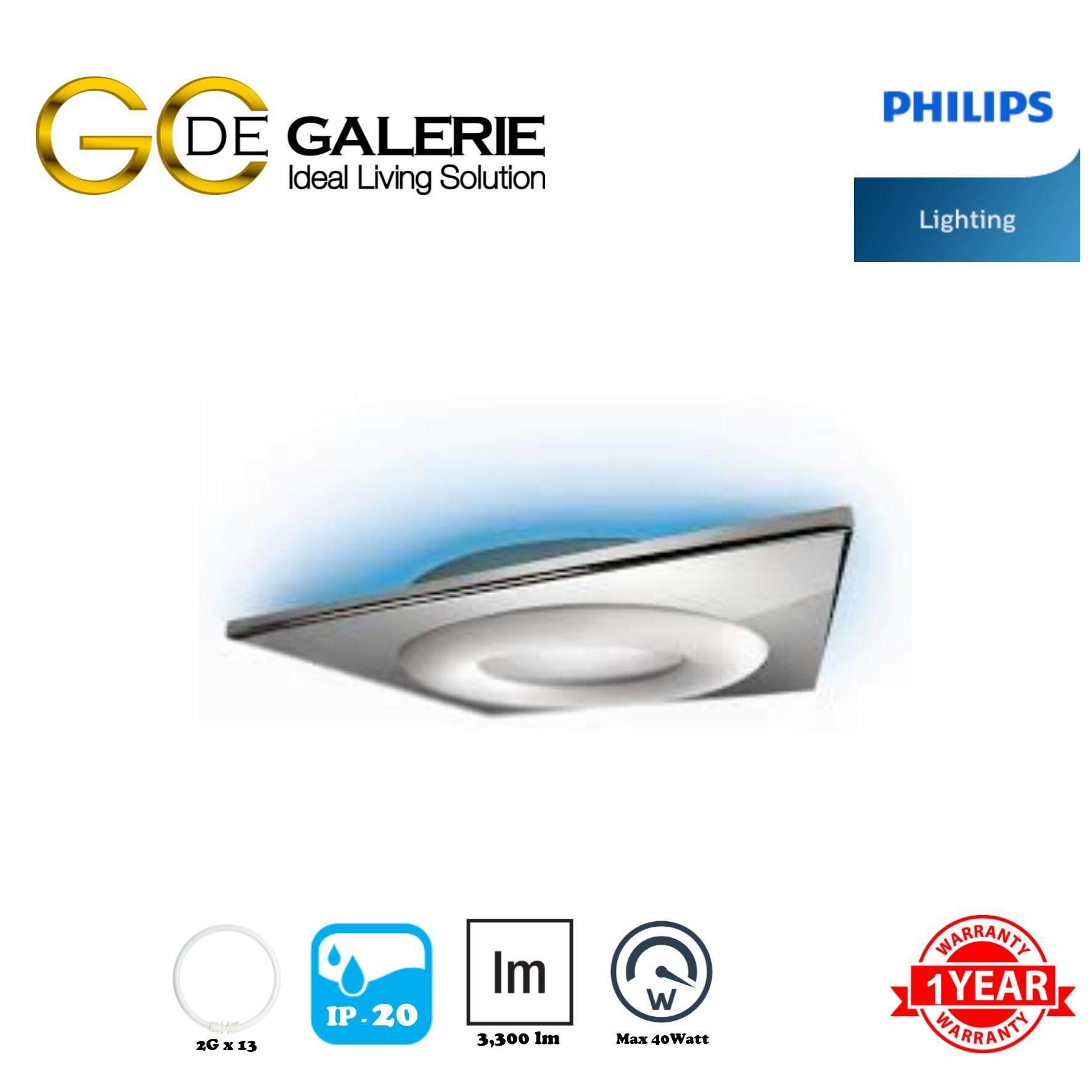 CEILING LIGHT PHILIPS 30188/11 FCG319 CHR 1X40W