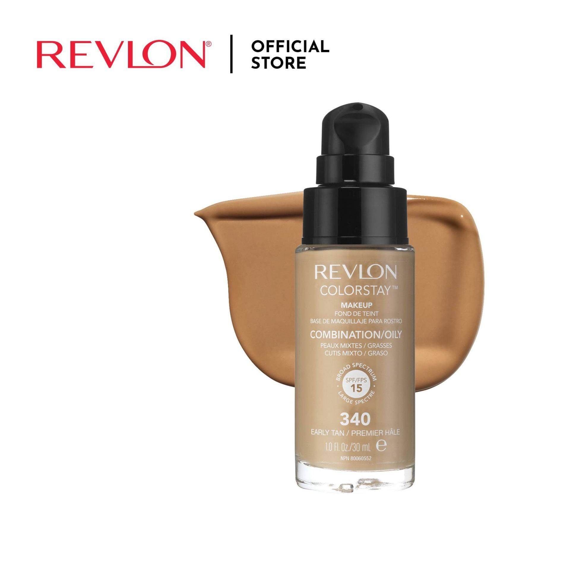 Revlon Colorstay MakeUp Oily / Combination - Early Tan 340