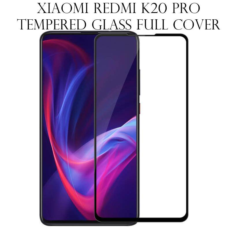 Tempered Glass for Xiaomi Redmi K20 Pro - 2.5D Curve Screen Protector [Full Cover Black]