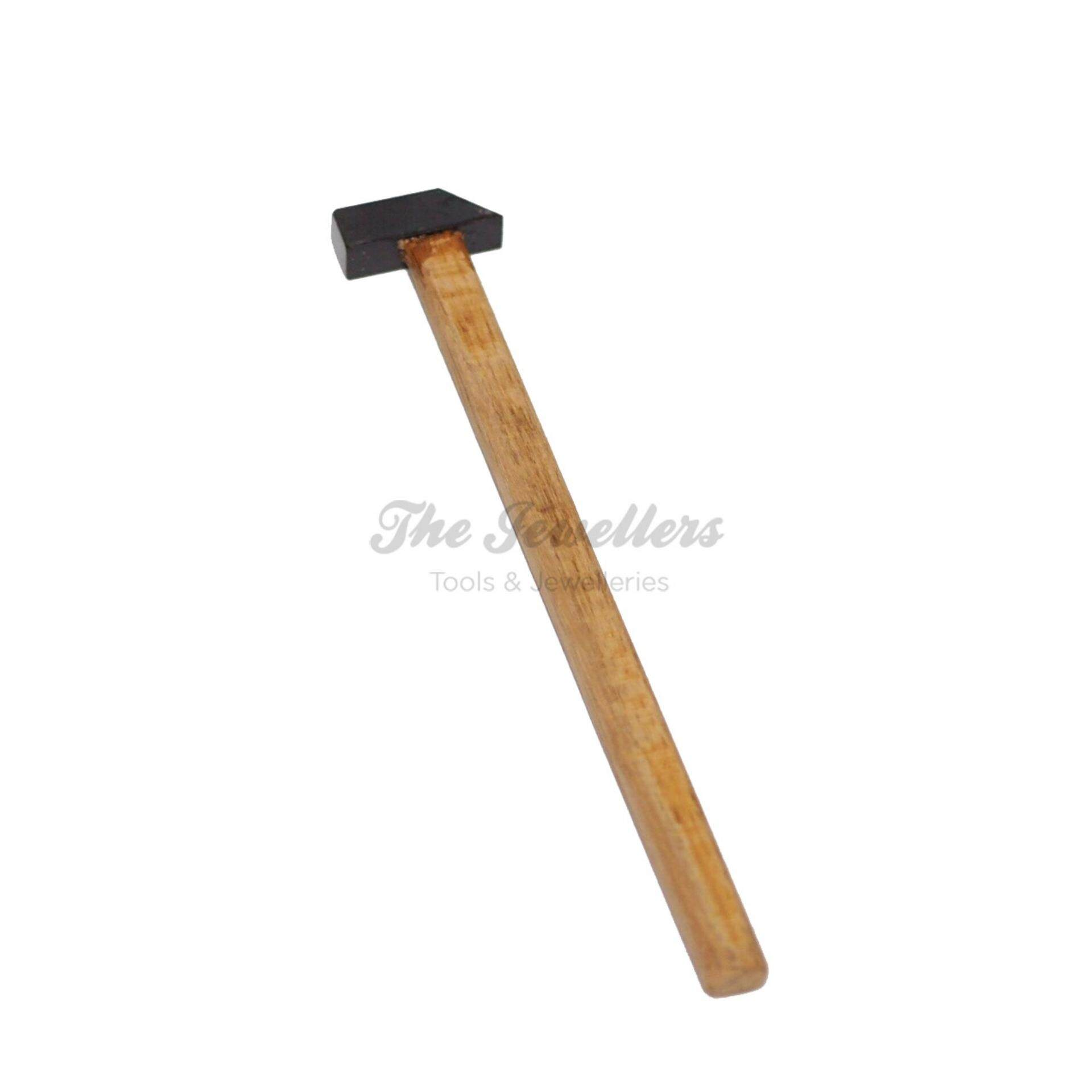 13mm Jewellery Hammer with Steel Head & Wood Handle