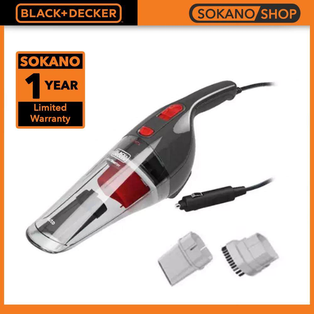 BLACK + DECKER NV1200AV Dustbuster Auto Car Vacuum Cleaning