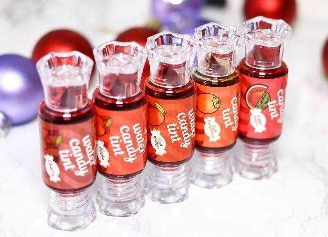 Water Candy Lip Tint 6 In 1