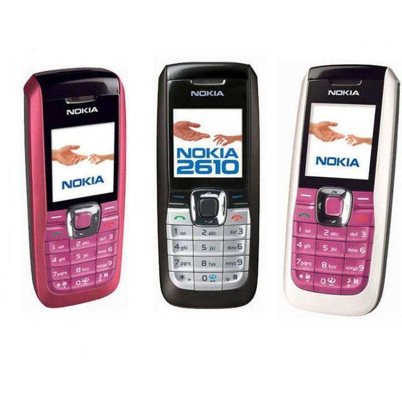Nokia 2610 Mobile (Fresh Import) Limited Edition
