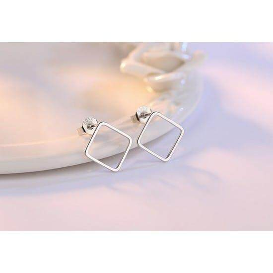 Micole E5021 Korean Style Women Elegant Earrings