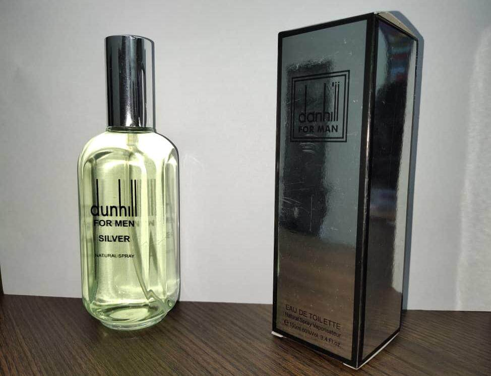 DUNHILL SILVER PERFUME FOR MEN 100ML