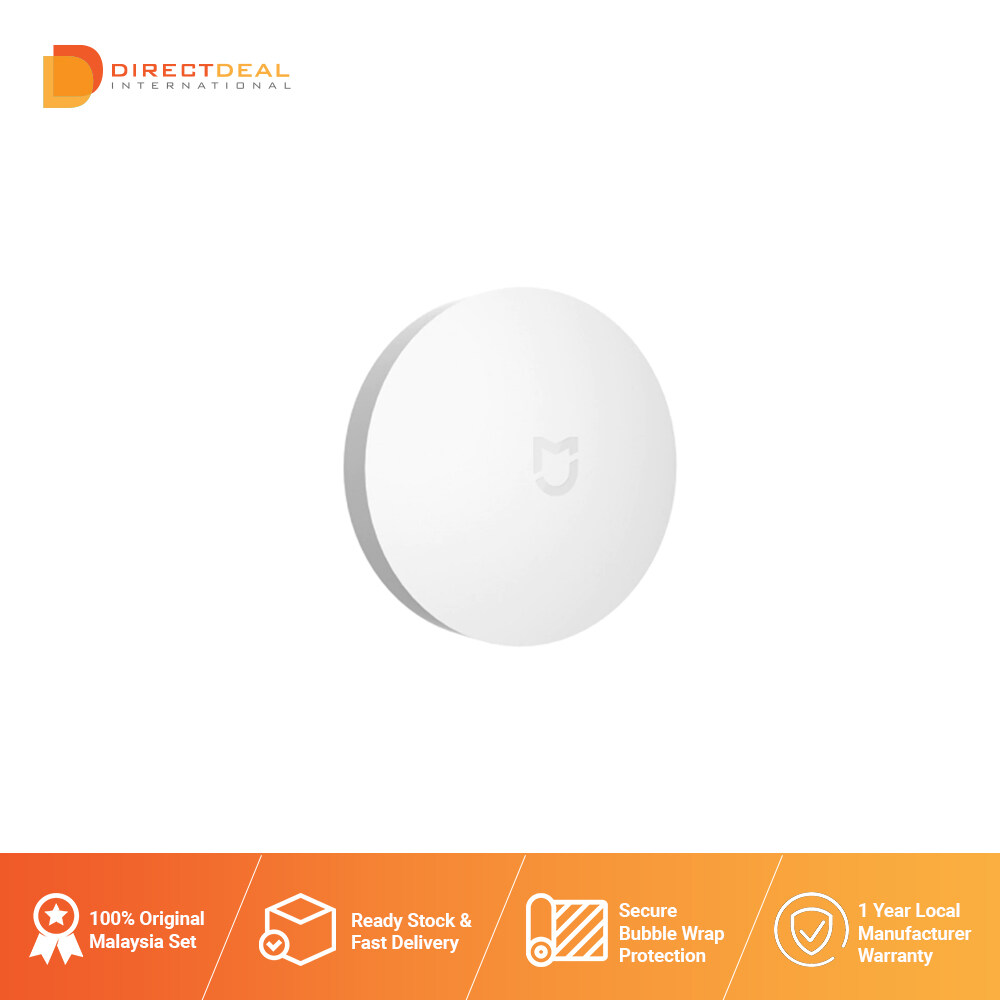 Xiaomi Mi Wireless Switch - Original Mi Malaysia Warranty